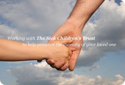 About The Sick Children's Trust